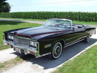 1978 Cadillac Eldorado Convertible in Mokena Illinois