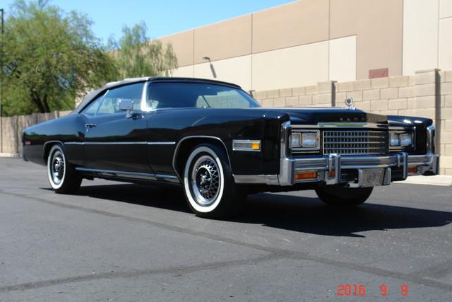 1978 Cadillac Eldorado Phoenix, AZ 0
