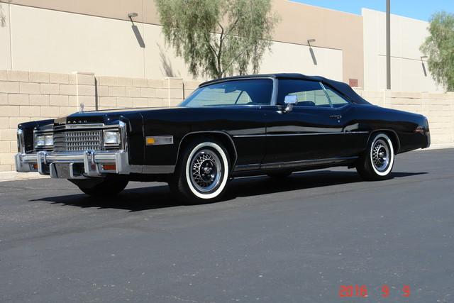 1978 Cadillac Eldorado Phoenix, AZ 9