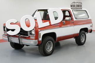 1978 Chevrolet BLAZER in Denver CO