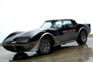 1978 Chevrolet Corvette 25 Anniversary Pace Car | Dallas, Texas | Shawnee Motor Company in  Texas
