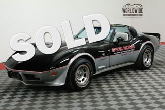 1978 Chevrolet CORVETTE PACE CAR 1 OWNER 19K MILES WINDOW STICKER! | Denver, CO | Worldwide Vintage Autos in Denver CO