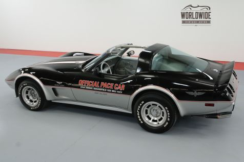 1978 Chevrolet CORVETTE PACE CAR 52K MILES COLLECTOR GRADE RARE AC! | Denver, CO | Worldwide Vintage Autos in Denver, CO