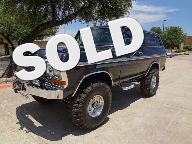 1978 Ford Bronco Ranger XLT Austin , Texas 0
