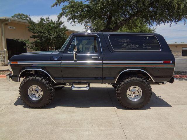 1978 Ford Bronco Ranger XLT Austin , Texas 1