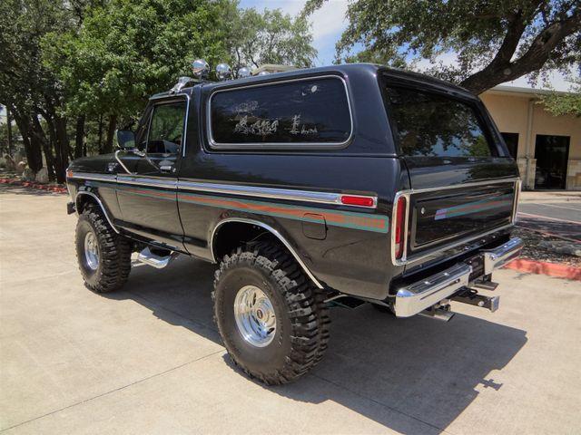 1978 Ford Bronco Ranger XLT Austin , Texas 2