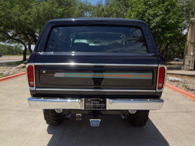 1978 Ford Bronco Ranger XLT Austin , Texas 3