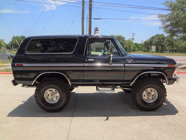 1978 Ford Bronco Ranger XLT Austin , Texas 5