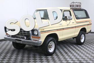 1978 Ford BRONCO COLLECTOR GRADE BARN FIND ORIGINAL PAINT | Denver, Colorado | Worldwide Vintage Autos in Denver Colorado