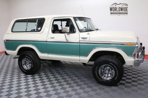 1978 Ford BRONCO RANGER XLT RESTORED COLLECTOR GRADE   Denver, Colorado   Worldwide Vintage Autos in Denver, Colorado