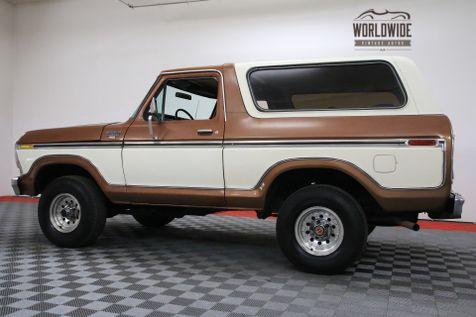 1978 Ford BRONCO RANGER XLT RARE SECOND GENERATION | Denver, Colorado | Worldwide Vintage Autos in Denver, Colorado