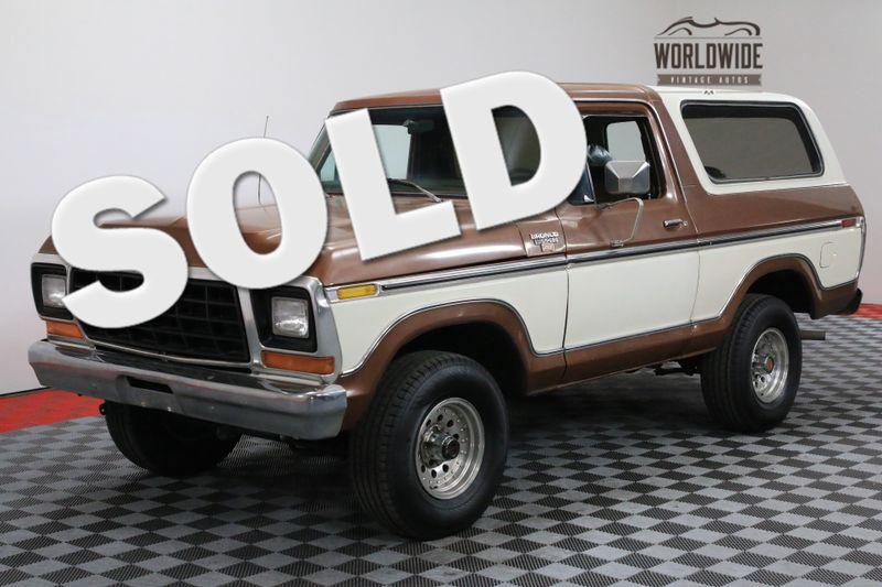 1978 Ford BRONCO RANGER XLT RARE SECOND GENERATION | Denver, CO | WORLDWIDE VINTAGE AUTOS