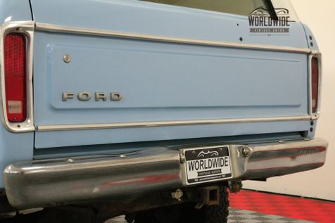 1978 Ford BRONCO RANGER XLT. RARE SECOND GENERATION! AC! | Denver, CO | WORLDWIDE VINTAGE AUTOS in Denver, CO
