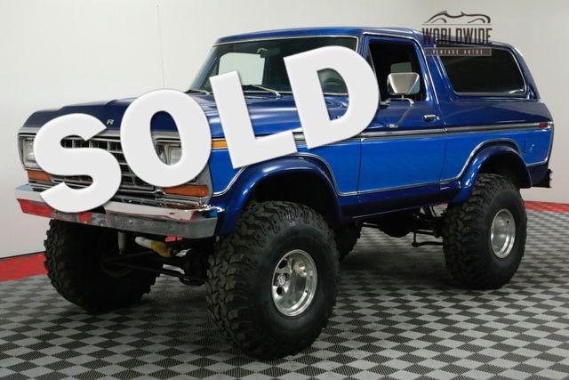1978 Ford BRONCO FRAME OFF RESTORED SHOW TRUCK $30K+ INVESTED   Denver, CO   WORLDWIDE VINTAGE AUTOS