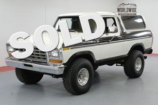 1978 Ford BRONCO in Denver CO