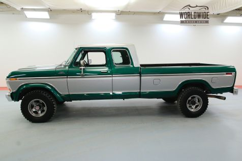 1978 Ford F250 RANGER HIGH BOY 4X4 RARE EXTENDED CAB | Denver, CO | Worldwide Vintage Autos in Denver, CO