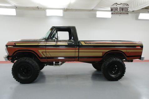 1978 Ford F250 4x4 CUSTOM. RETRO. LIFT. 351 V8! PS! PB! | Denver, CO | Worldwide Vintage Autos in Denver, CO