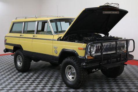 1978 Jeep WAGONEER V8 AUTO LIFTED PS PB  | Denver, Colorado | Worldwide Vintage Autos in Denver, Colorado