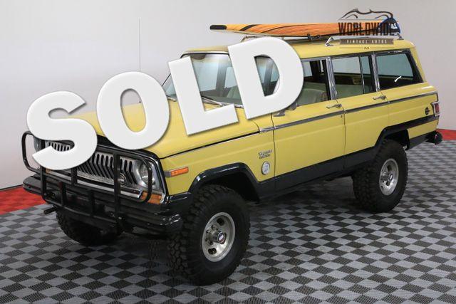 1978 Jeep WAGONEER V8 AUTO LIFTED PS PB  | Denver, Colorado | Worldwide Vintage Autos
