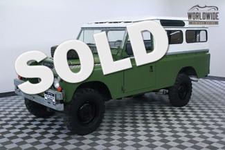 1978 Land Rover SERIES III in Denver Colorado