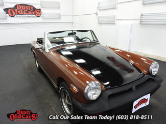 1978 Mg Midget in Nashua NH