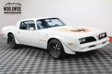 1978 Pontiac TRANS AM RESTORED! 400 V8 AUTO A/C MUST SEE! | Denver, CO | Worldwide Vintage Autos in Denver, CO