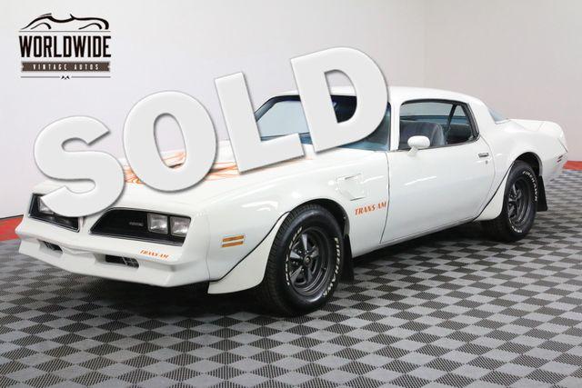 1978 Pontiac TRANS AM in Denver CO