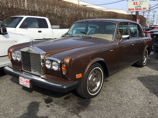 1978 Rolls-Royce Silver Shadow II New Rochelle, New York