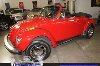 1978 Volkswagen Beetle Convertible | Tempe, AZ | ICONIC MOTORCARS, Inc. in Tempe AZ