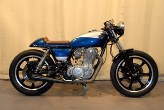 1978 Yamaha SR500 E THUMPER BUILT TO ORDER SR500 THUMPER MOTORCYCLE Cocoa, Florida 0