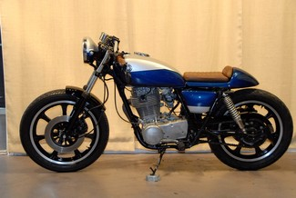 1978 Yamaha SR500 E THUMPER BUILT TO ORDER SR500 THUMPER MOTORCYCLE Cocoa, Florida 14