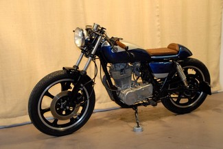 1978 Yamaha SR500 E THUMPER BUILT TO ORDER SR500 THUMPER MOTORCYCLE Cocoa, Florida 21