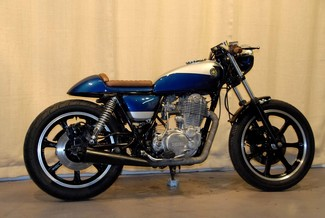 1978 Yamaha SR500 E THUMPER BUILT TO ORDER SR500 THUMPER MOTORCYCLE Cocoa, Florida 6
