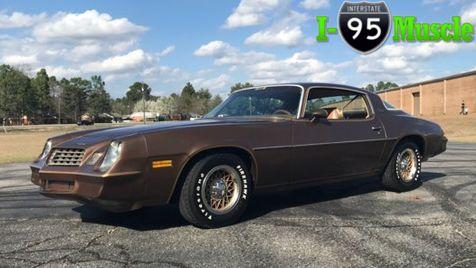 1979 Chevrolet CAMARO BERLINETTA in Hope Mills, NC