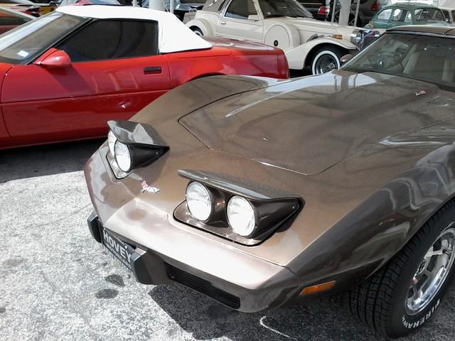 1979 Chevrolet CORVETTE San Antonio, Texas 3