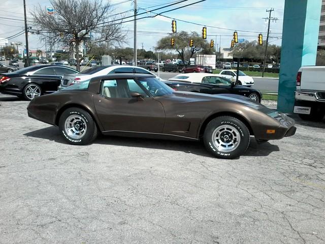 1979 Chevrolet CORVETTE San Antonio, Texas 0