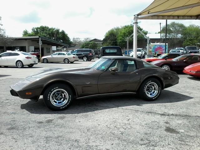 1979 Chevrolet CORVETTE San Antonio, Texas 2