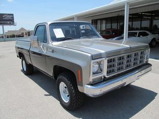 1979 Chevrolet K10 Blanchard, Oklahoma