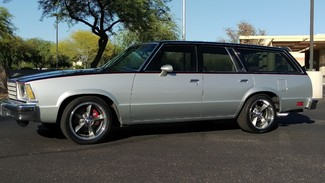 1979 Chevrolet MALIBU STATION WAGON IROC TUNED PORT 5.0 700-R OD Phoenix, Arizona