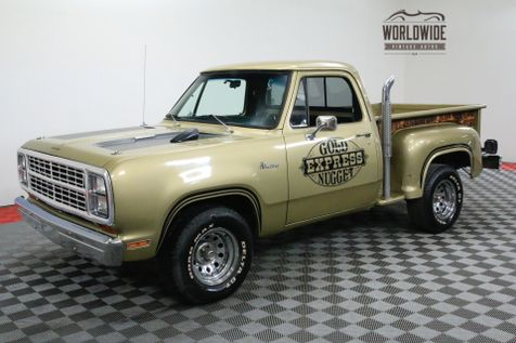 1979 Dodge LIL GOLD NUGGET 360V8 AUTO VERY CLEAN | Denver, CO | Worldwide Vintage Autos in Denver, CO