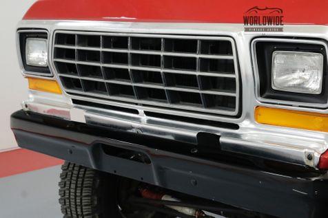 1979 Ford F150 BIG BLOCK 460V8 AUTO SHORT BOX 4X4 RANGER | Denver, CO | Worldwide Vintage Autos in Denver, CO