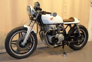 1979 Honda CB650 HONDA CB650 CB CAFE RACER BUILT TO ORDER Mendham, New Jersey 18