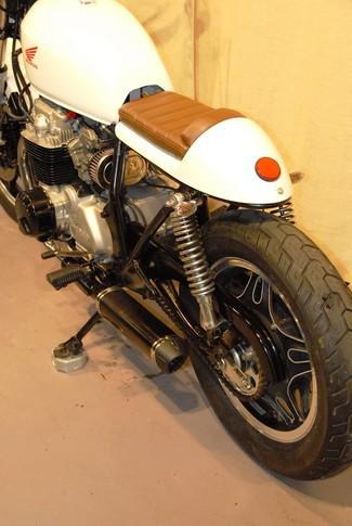 1979 Honda CB650 HONDA CB650 CB CAFE RACER BUILT TO ORDER Mendham, New Jersey 21