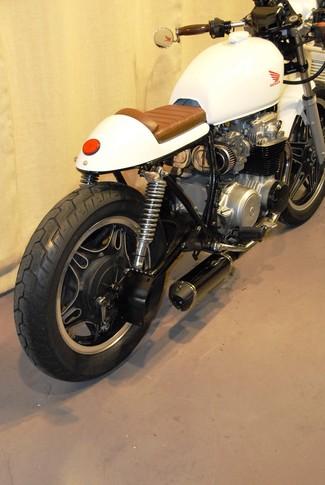1979 Honda CB650 HONDA CB650 CB CAFE RACER BUILT TO ORDER Mendham, New Jersey 8