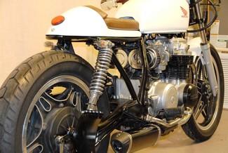 1979 Honda CB650 HONDA CB650 CB CAFE RACER BUILT TO ORDER Mendham, New Jersey 10