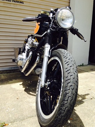1979 Honda CB750K MADE TO ORDER Cocoa, Florida 4