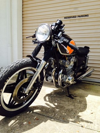 1979 Honda CB750K MADE TO ORDER Cocoa, Florida 5