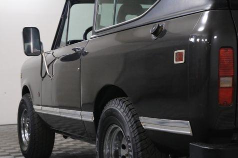 1979 International SCOUT 345V8 AUTOMATIC 4X4 CONVERTIBLE HARD TOP | Denver, Colorado | Worldwide Vintage Autos in Denver, Colorado