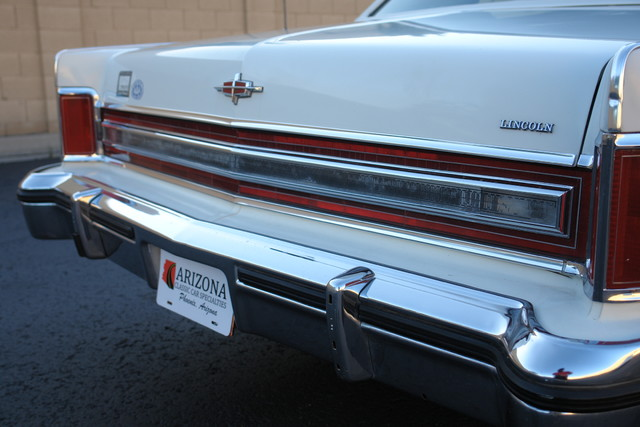 1979 Lincoln Continental Phoenix, AZ 3