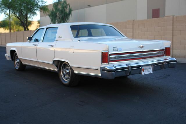 1979 Lincoln Continental Phoenix, AZ 4